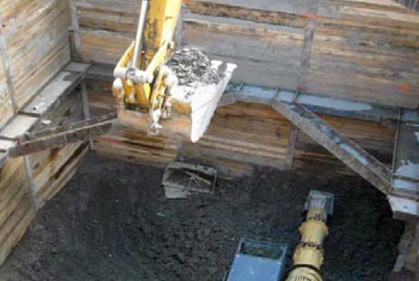 Rosebank Sewage Pumping Station