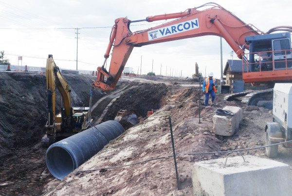 Projects Varcon Construction